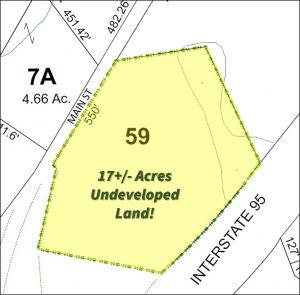 0 MAIN ST - HOPKINTON, RI (LOT 59-MAP 7)